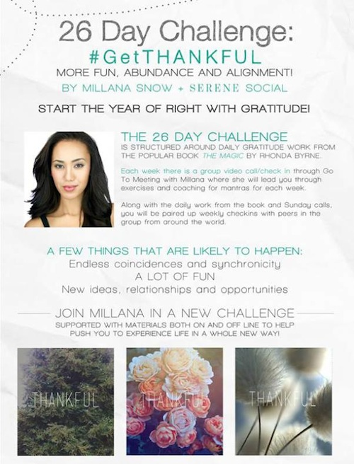 Sign up for my next #GetTHANKFUL Challenge!! 4/13/14